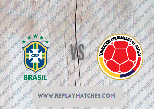 Brazil vs Colombia -Highlights 24 June 2021