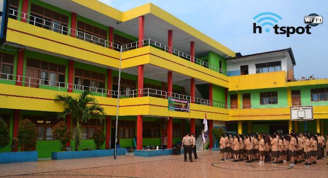 Jasa Pasang Hotspot Wifi Sekolahan Bandung