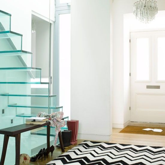 staircase design height