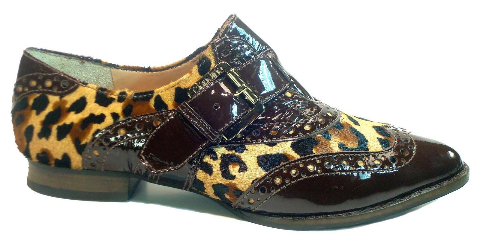 952609ca7 Inverno 2011 Claudina: Oxford shoes em linha bastante feminina. Fotos:  Divulgação