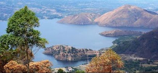 Lake Toba nature tourism