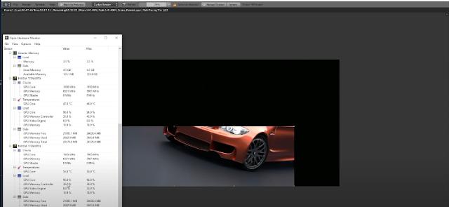 Render hình ảnh bằng GPU