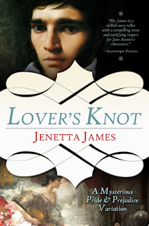 Book cover: Lover's Knot by Jenetta James