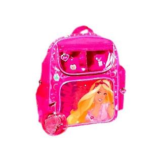 Ghiozdan BTS cu Barbie pentru gradinita comanda aici