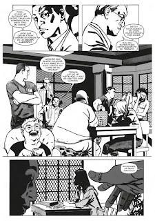 """Review del cómic de """"Camisa de Fuerza"""" de El Torres y Guillermo Sanna, Dibbuks"""