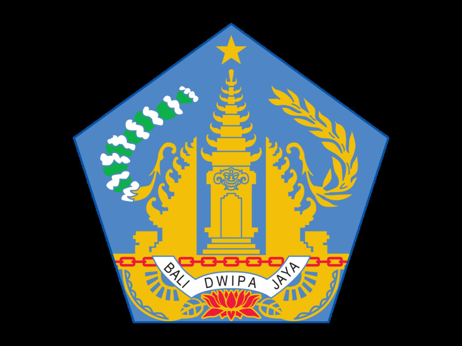 Logo Provinsi Bali Format PNG