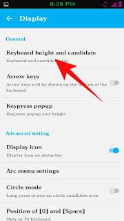 Mobile keyboard size change kaise kare 4