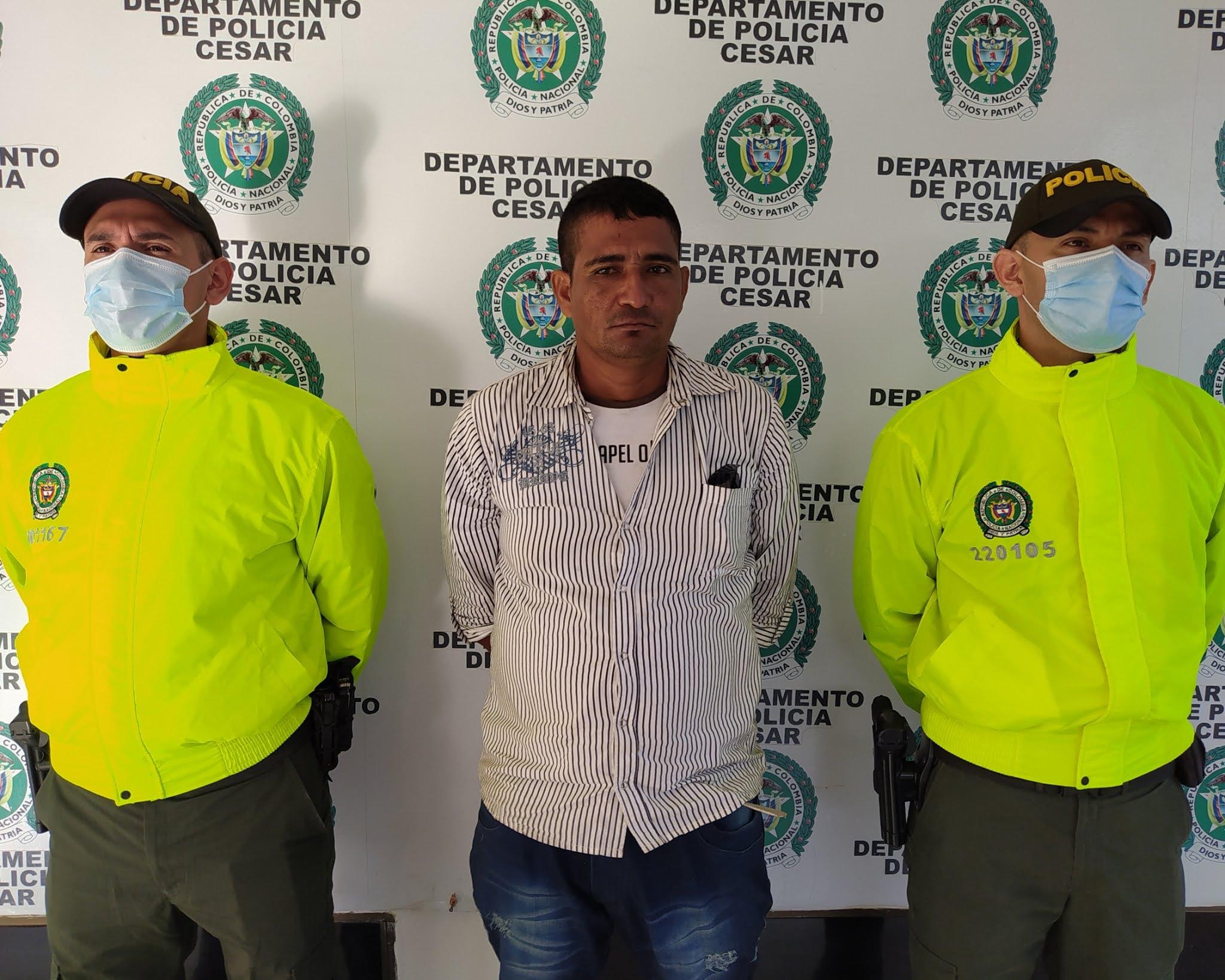 https://www.notasrosas.com/Policía Cesar captura al jefe de sicarios del Clan del Golfo, Alias 'Ratón'