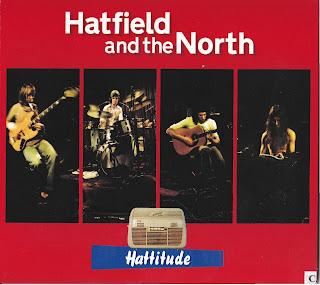 Resultado de imagem para Hatfield And The North - Hattitude (2006)