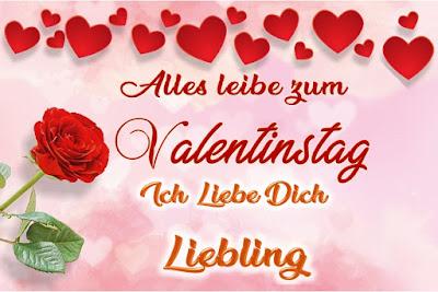 valentin tag sprüche grüße liebe