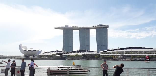 Marina Bay Sands Singapura Singapore