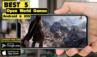 Best Open World Games For Android