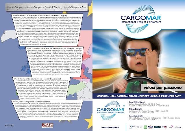 MARZO 2021 PAG. 10 - NEWS DALL'EUROPA