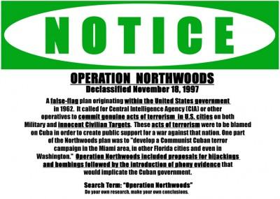 Operación Northwoods