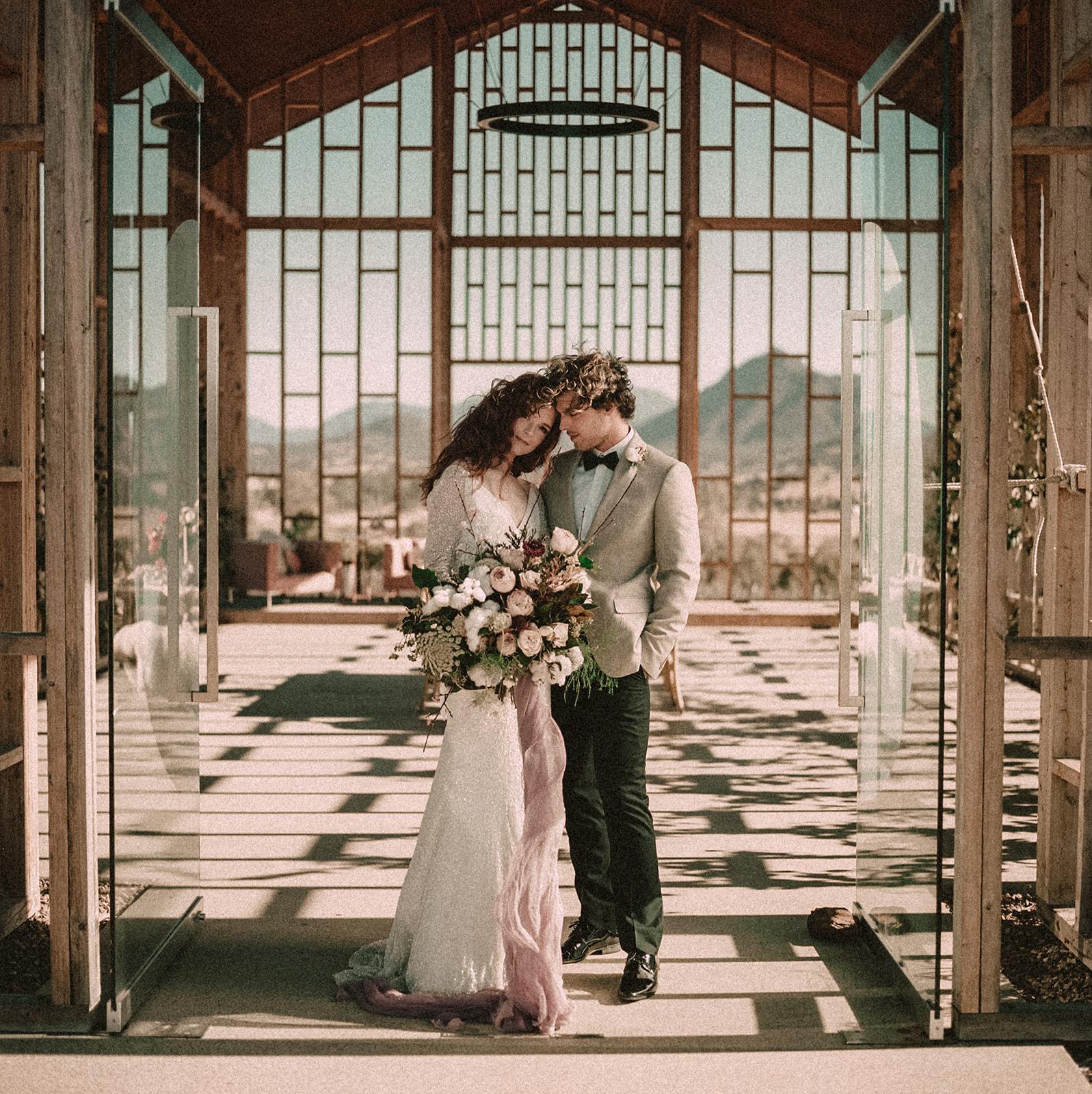 STYLED: WHIMSICAL KOOROOMBA VINEYARD LAVENDER FARM WEDDING INSPIRATION | MT ALFORD QLD