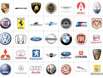 Car Badges Sport Cars