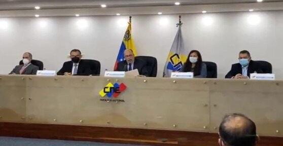 CNE ANUNCIA ELECCIONES REGIONALES Y MUNICIPALES PARA EL 21 DE NOVIEMBRE