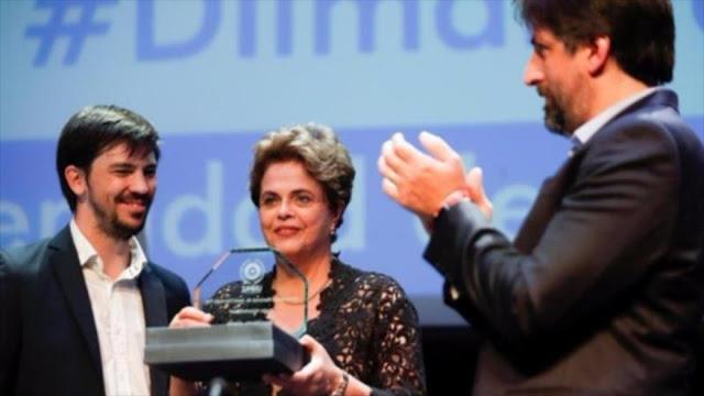 "Rousseff: Si Temer no renuncia, sería un ""golpe dentro del golpe"""