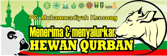 Panitia Qurban PCM Kencong