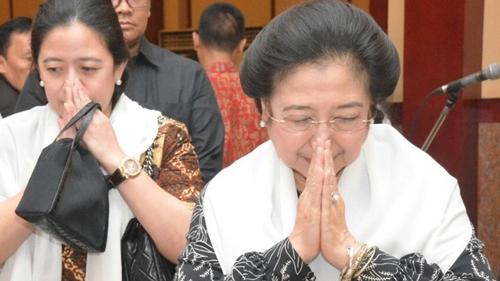Megawati Berzikir Tiga Hari, Doakan Seluruh Prajurit KRI Nanggala-402