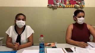 Município de Nova Palmeira registra dois casos da Covid-19