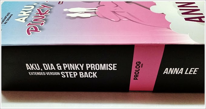 Novel | Aku, Dia & Pinky Promise by Anna Lee