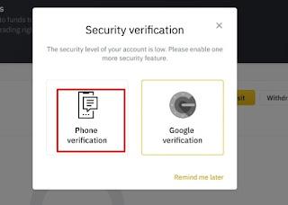 2FA Metode verifikasi SMS