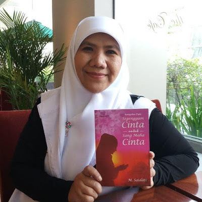 Buku Penulis KBM-Sastrabook Indonesia yang masuk di Penerbit Asma Nadia Publishing House