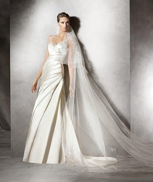 guía tipos de telas de vestidos de novia (parte ii) - blog mi boda