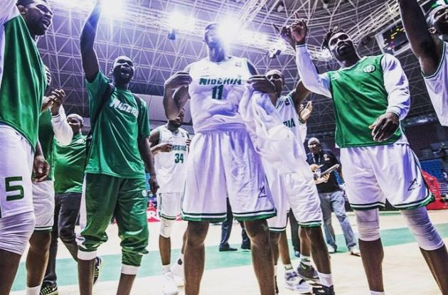 2021 Olympics: Nigeria's D'tigers Lose To Germany