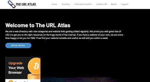 The URL Atlas
