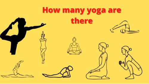 How Many Types of Asanas are there