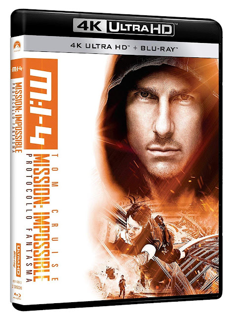 Mission: Impossible Protocollo Fantasma UltraHD