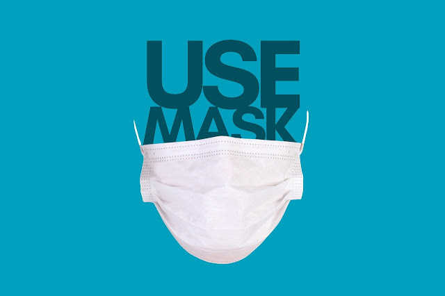 penggunaan masker new normal