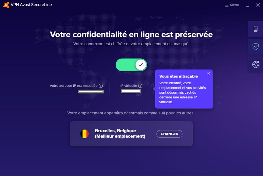Avast SecureLine VPN 5.10.5430