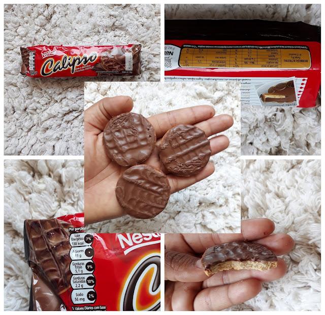 Biscoito nestlé resenha