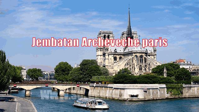 Tempat wisata di paris perancis yang terkenal didunia