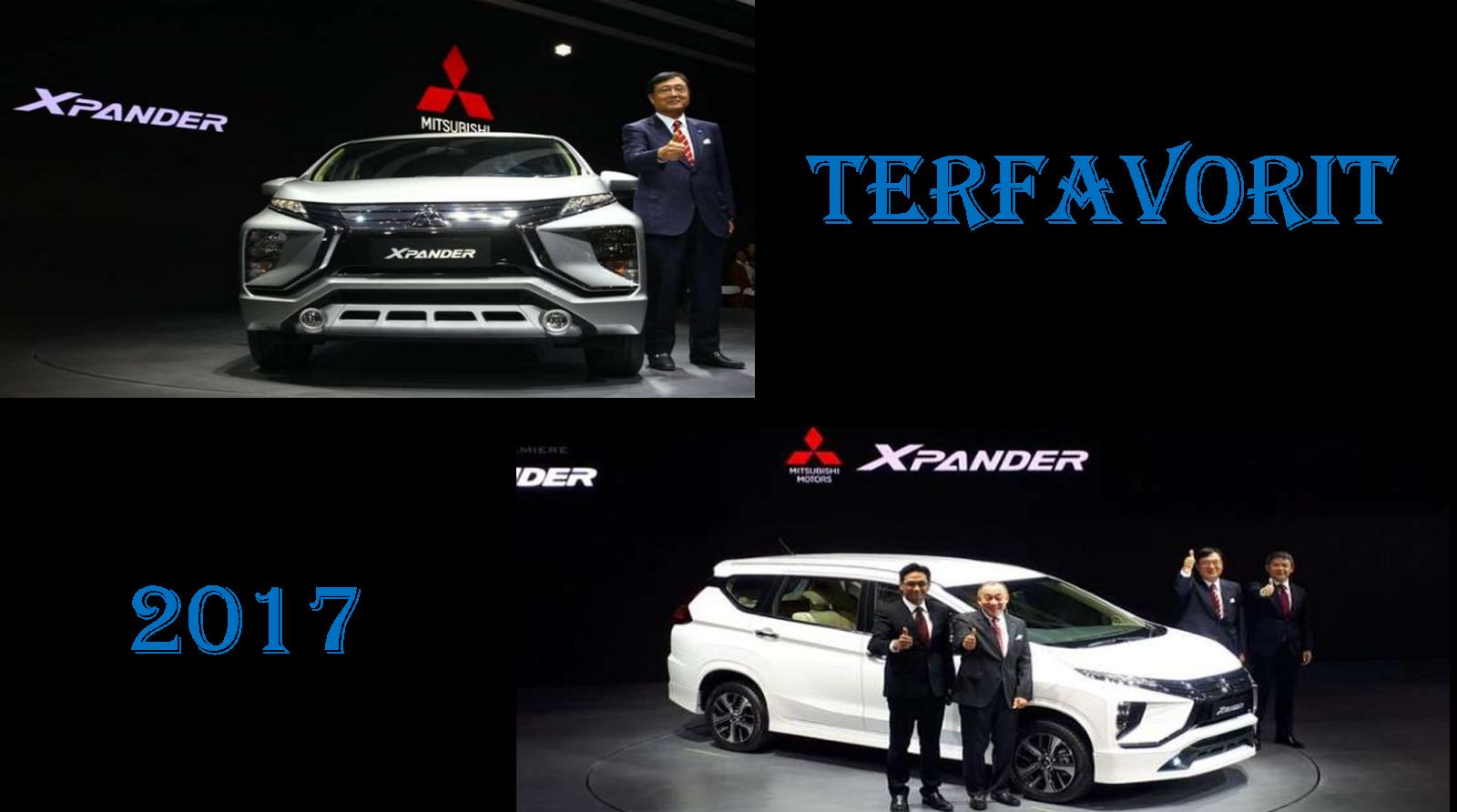 Mitsubishi Xpander Mobil Baru Terfavorit GIIAS 2017