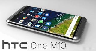 Harga HTC One M10 Terbaru dengan Spesifikasi RAM 4 GB