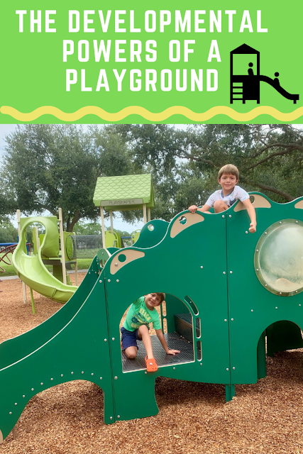 The Developmental Powers of a Playground
