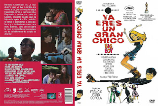 Carátula: Ya eres un gran chico (1966) You're a Big Boy Now