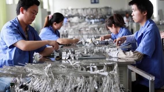 В январе и феврале резко упали промышленные прибыли государственных и частных предприятий Китая