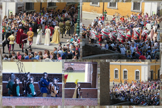 Things to do in Ferrara Italy - The Palio