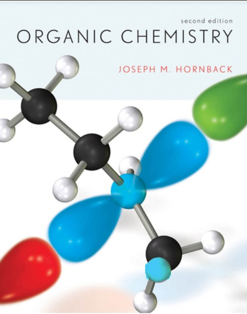 Organic Chemistry second edition Joseph M. Hornback  in pdf