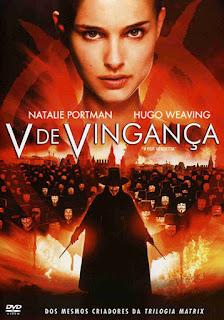 V de Vingança - DVDRip Dual Áudio