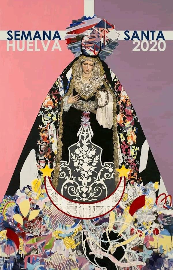 Presentado el Cartel anunciador de la Semana Santa de Huelva 2020