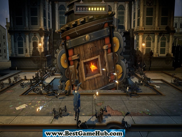 Bartlow's Dread Machine Torrent Game Free Download