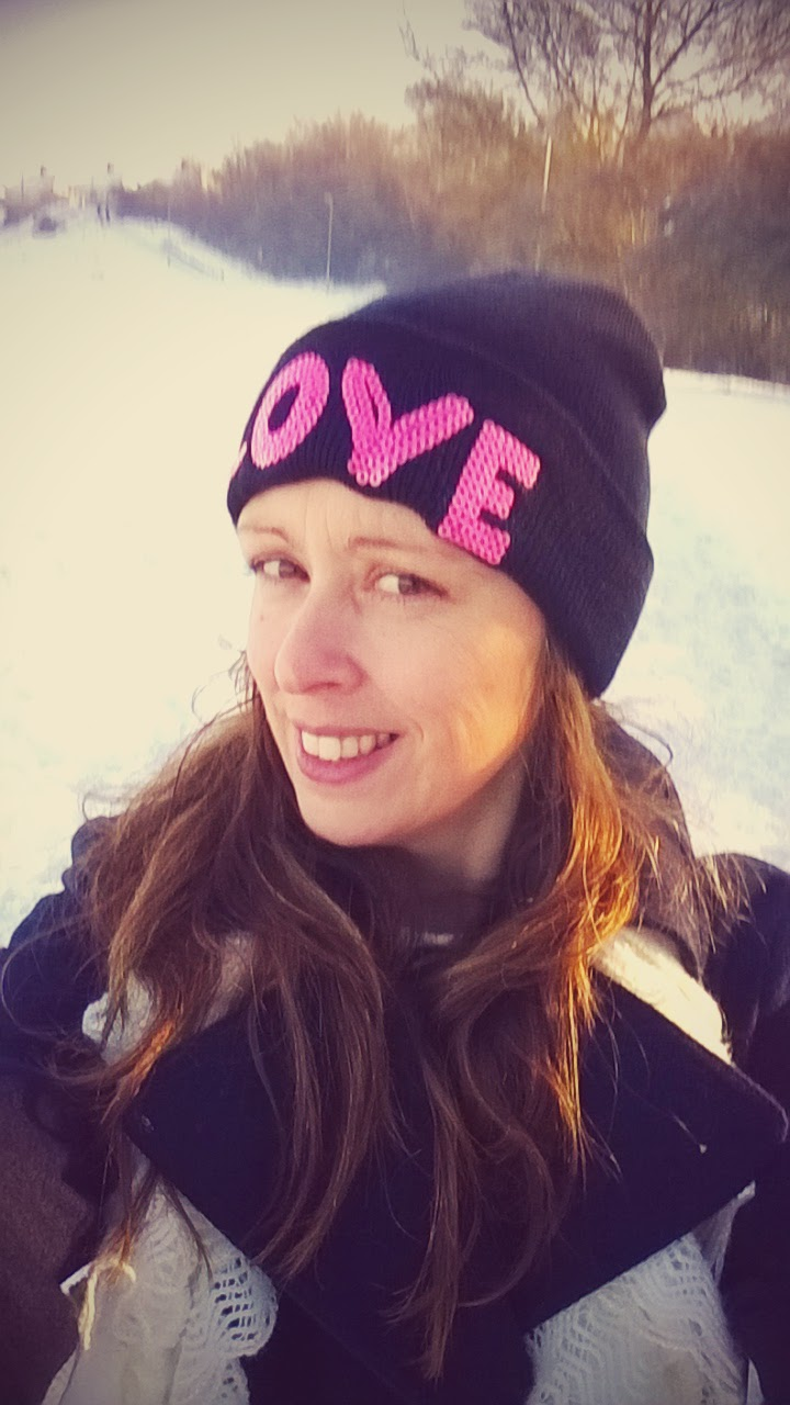 Love Love Love Snow! Silent Sunday Photo Challenge
