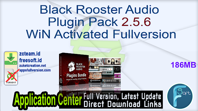 Black Rooster Audio Plugin Pack 2.5.6 WiN Activated Fullversion