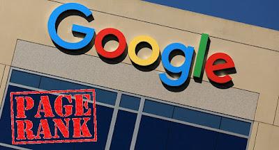 Google Pagerank Formula